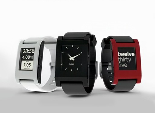 Pebble: E-Paper Watch