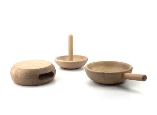 Eno Beech Bowls