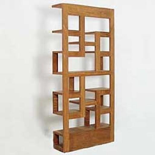 Peepshow book shelf