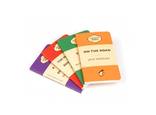 Penguin Mini Notebooks