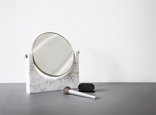 Pepe Marble Table Mirror Accessories Better Living