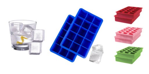 Tovolo Silicone Perfect Ice Cube Trays