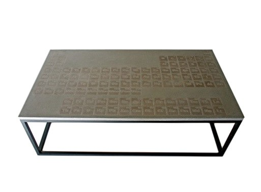 periodic coffee table coffee tables better living through design