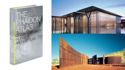The Phaidon Atlas of Contemporary World Architecture (Hardcover)
