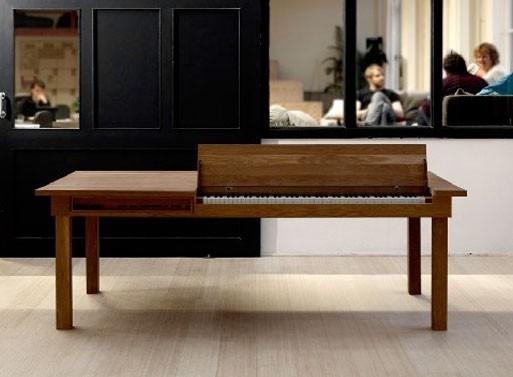 Pianotable