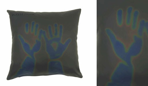 Thermosensitive Pillows