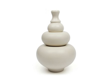 Pillow Stack Vase Series, Eva Zeisel