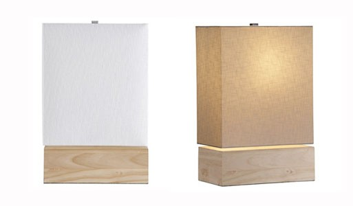 Plank Table Lamp