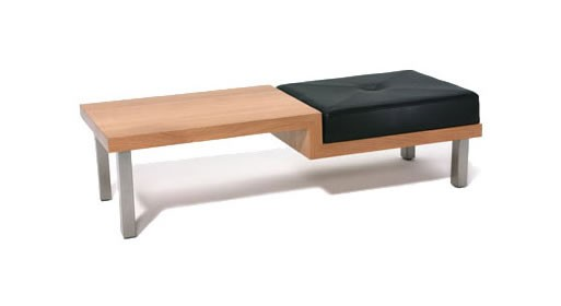 plateau coffee table/bench by MADE