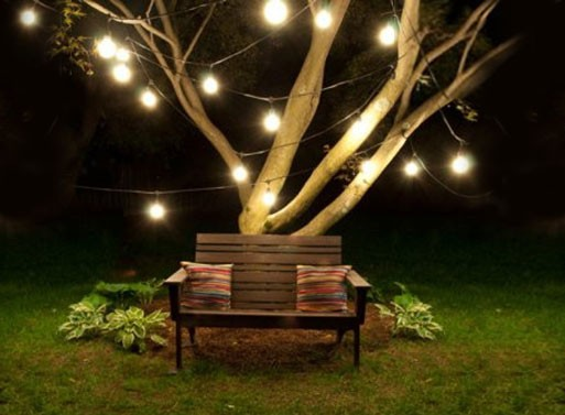 Plaza String Light