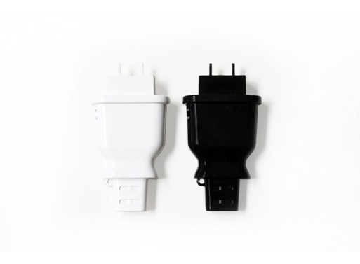 Plug, External Battery Backup