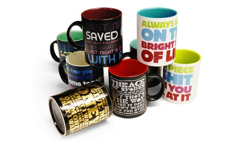 It's Pop It's Art Mugs