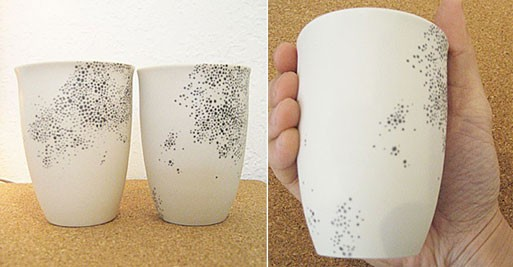 Porcelain Small Tumblers