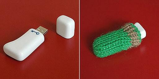 Porcelain Memory Stick