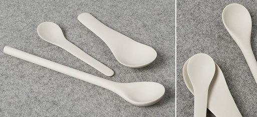 Coe & Waito Porcelain Spoons