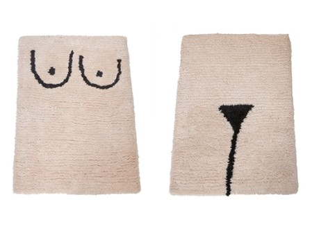 Private Parts Rugs by Cold Picnic