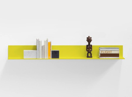 Profil Aluminum Wall Shelf