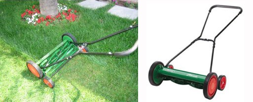 Scotts 20-Inch Classic Push Reel Lawn Mower