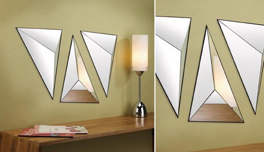 Pyro Mirror (set of 3)