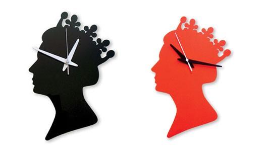 Queen Clock