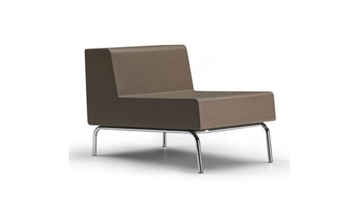 Frame Seattle 01 Armless Lounge Chair