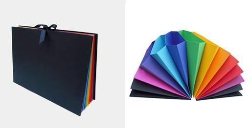 Semikolon Rainbow Expanding File