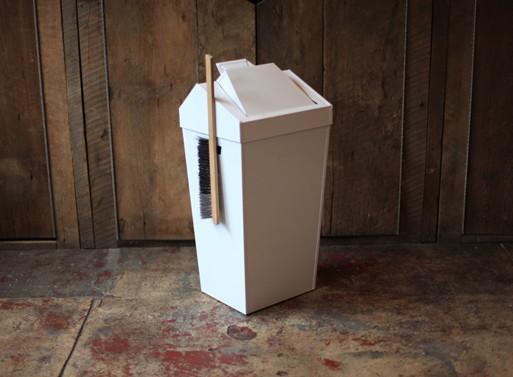 Dustbin by Brendan Ravenhill