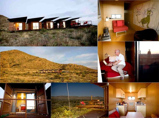 Cinco Camp, Roger Black's Texas retreat