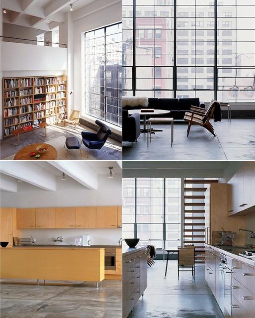 Loft, Renwick Street, New York