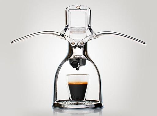 Rok Hand-powered Espresso Machine
