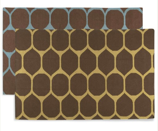 Rondo Wool/Cotton Rug