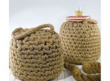 Rope Buoy Ottoman