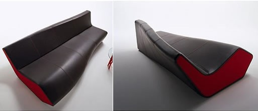 rph sofa by fabio novembre for cappellini