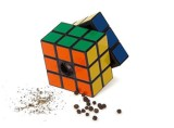 Rubik's Cruet Salt and Pepper Mills