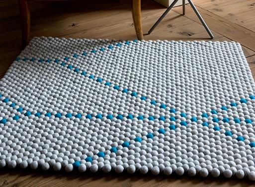 Hay & Scholten & Baijings' Dot Carpets