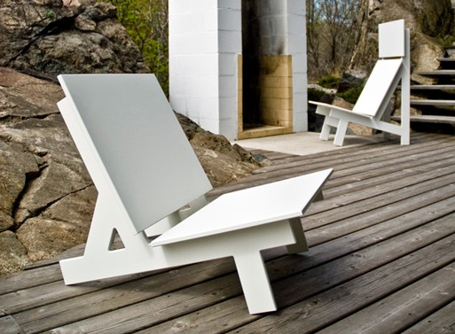 Taavi and Gladys Lounge Chairs