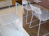 Satellite Chair, White (Floor Samples)