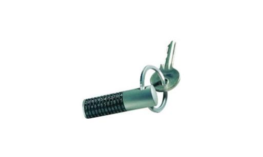 Spin Code Key Ring