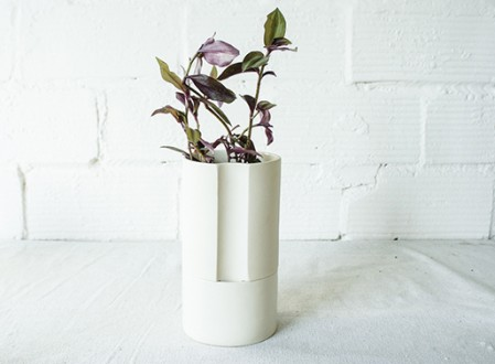 Ceramic Self-Watering Planter