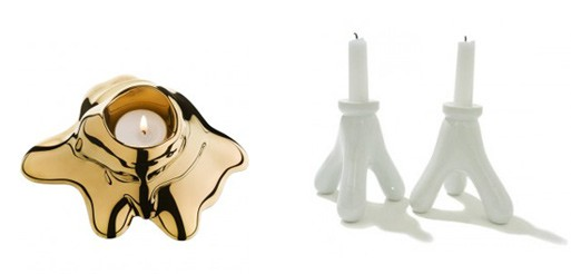 Fire Candle Holder