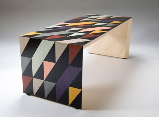 Shift Table by Toby Winteringham