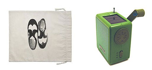 Shoebag and Solar Radio