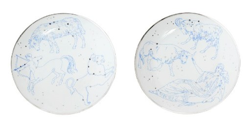 Constellation Plates