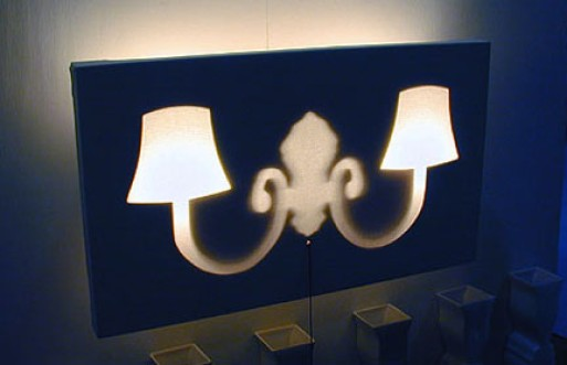Silhouette Wall Light
