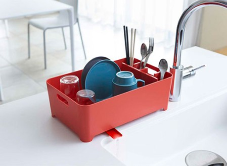 Aqua Sink Drainer Basket