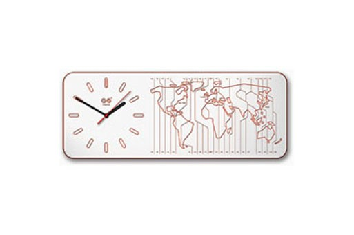 TimeZones Wall Clock