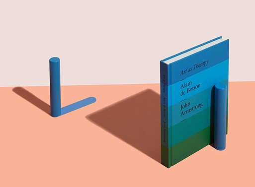 Slim Bookends