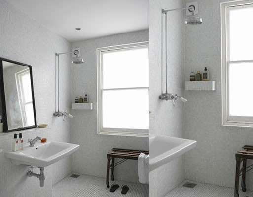 Shower better living through design for Better living designs