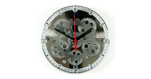 Small Gear Clock