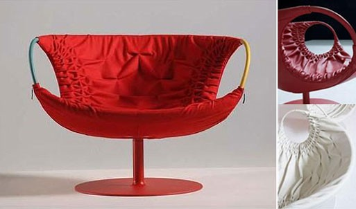 Smock Chair  by Patricia Urquiola